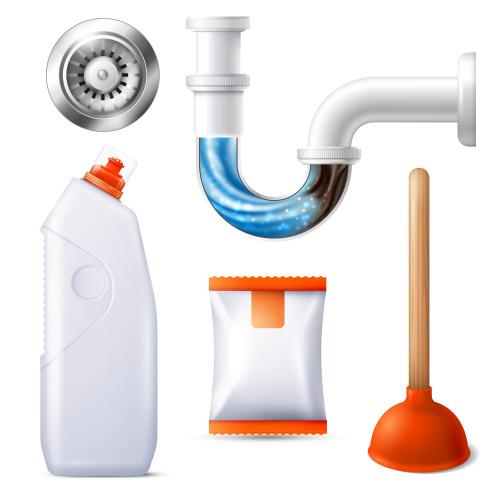 chemicke pripravky na cistenie potrubia