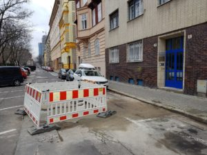Havarihná služba oprava potrubia Bratislava Staré Mesto
