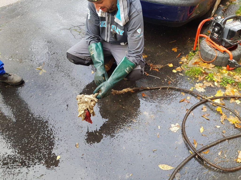 Krtkovanie potrubia Bratislava Petržalka