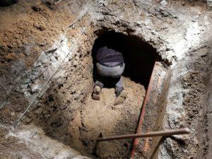 Oprava vodovodného potrubia Čuňovo